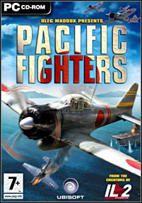 Okładka Pacific Fighters (PC)