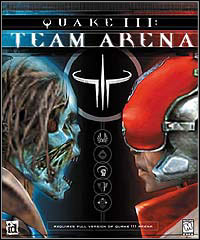Okładka Quake III: Team Arena (PC)