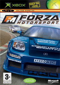 Game Box for Forza Motorsport (XBOX)