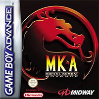 Okładka Mortal Kombat Advance (GBA)