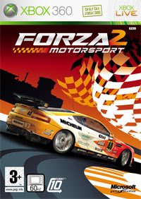 Game Box for Forza Motorsport 2 (X360)