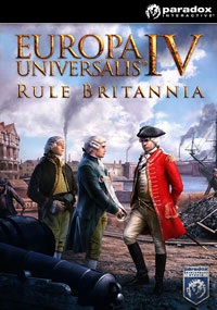Game Box for Europa Universalis IV: Rule Britannia (PC)