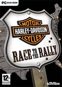 Okładka Harley-Davidson Motorcycles: Race to the Rally (PC)