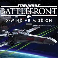 Star Wars: Battlefront - Rogue One: X-Wing VR Mission (PS4 cover