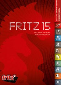 Game Box for Fritz 15 (PC)