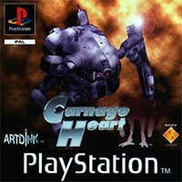 Okładka Carnage Heart (PS1)