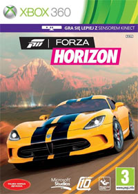 Game Box for Forza Horizon (X360)