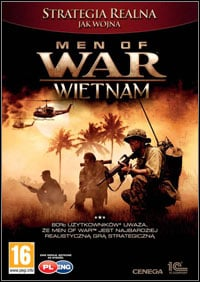 Okładka Men of War: Vietnam (PC)