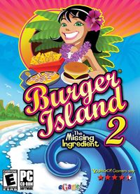 Game Box for Burger Island 2: The Missing Ingredient (PC)