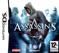 Game Box for Assassin's Creed: Altair's Chronicles (NDS)
