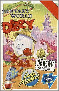 Okładka Fantasy World Dizzy (PC)