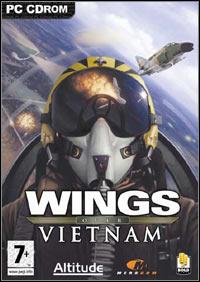 Okładka Wings Over Vietnam (PC)