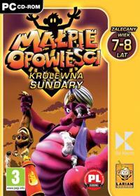 Okładka Monkey Tales: The Princess of Sundara (PC)