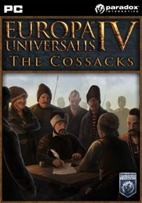 Game Box for Europa Universalis IV: The Cossacks (PC)