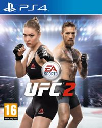 Game EA Sports UFC 2 (PS4) cover