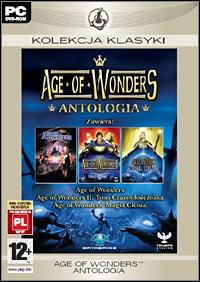 Okładka Age of Wonders: Antologia (PC)
