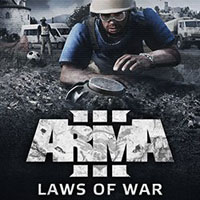 Game Box for Arma III Laws of War (PC)