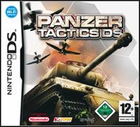 Okładka Panzer Tactics DS (NDS)