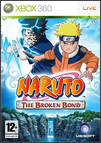 Game Box for Naruto: The Broken Bond (X360)