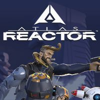 Okładka Atlas Reactor (PC)