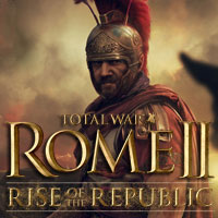 Game Box for Total War: Rome II - Rise of the Republic (PC)