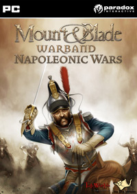 Game Box for Mount & Blade: Warband - Napoleonic Wars (PC)