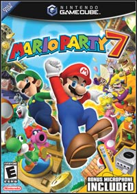 Game Box for Mario Party 7 (GCN)