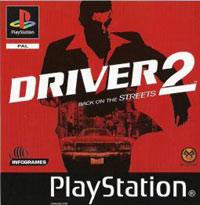 Okładka Driver 2: Back on the Streets (PS1)
