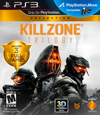 Okładka Killzone Trilogy (PS3)