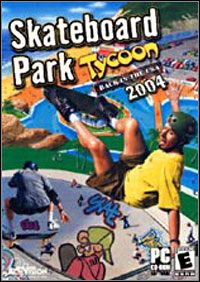 Game Box for Skateboard Park Tycoon 2004: Back in USA (PC)