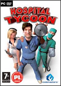 Okładka Hospital Tycoon (PC)