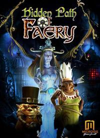 Hidden Path of Faery (PC cover
