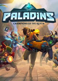 Game Paladins: Champions of the Realm (PC) cover
