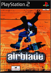 Okładka AirBlade (PS2)