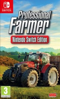 Okładka Professional Farmer: Nintendo Switch Edition (Switch)