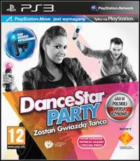 Okładka DanceStar Party (PS3)