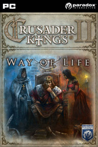 Game Box for Crusader Kings II: Way of Life (PC)