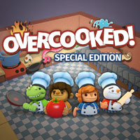 Game Overcooked (PC) cover