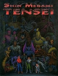 Game Box for Shin Megami Tensei (iOS)