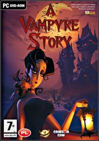 Okładka A Vampyre Story (PC)