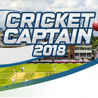 Game Box for Cricket Captain 2018 (PC)