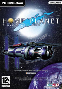 Okładka Homeplanet: Playing With Fire (PC)