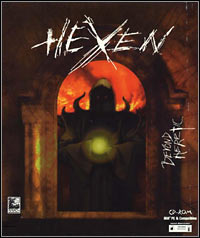 Okładka Hexen: Beyond Heretic (PC)