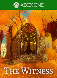Game The Witness (PS3) cover