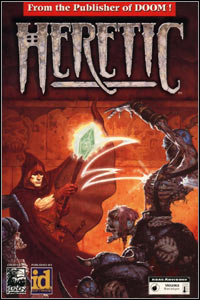 Game Box for Heretic (PC)