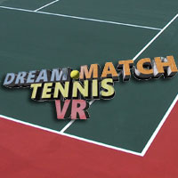 Game Box for Dream Match Tennis VR (PS4)