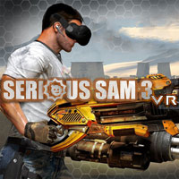 Okładka Serious Sam 3 VR: BFE (PC)