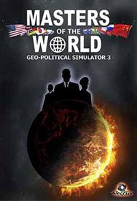 Okładka Masters of the World: Geo-Political Simulator 3 (PC)