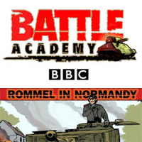 Game Box for Battle Academy: Rommel in Normandy (PC)