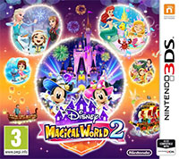 Game Box for Disney Magical World 2 (3DS)